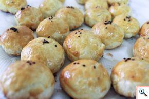 柚香、餅香圓中秋 輕安居長者手做月餅「柚」甜蜜