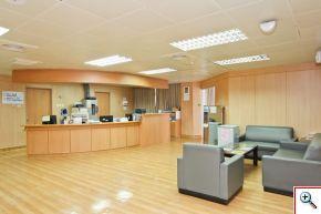 生殖醫學中心等後區護理站